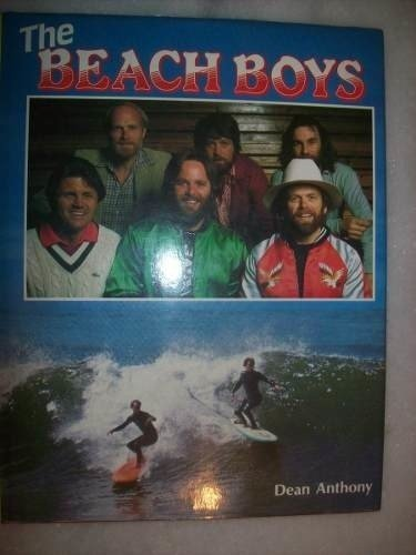 Livro - The Beach Boys - Dean Anthony - Importado