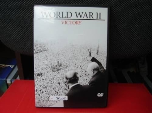 Dvd - Documentario - World War 2 - Victory - Importado
