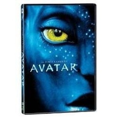 Dvd - Avatar - James Cameron - Usado
