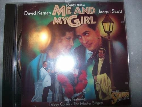 Cd - Me And My Girl - Musical - Nacional - Usado