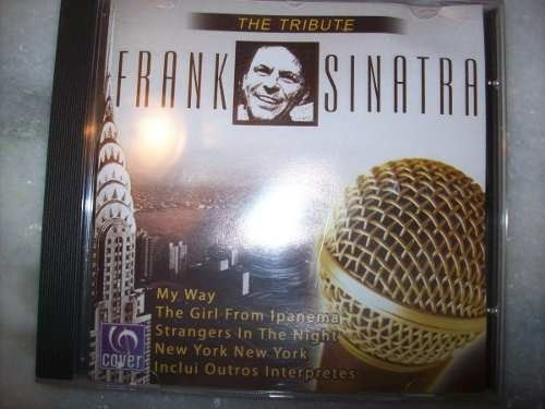Cd - Frank Sinatra - The Tribute - Nacional - Usado