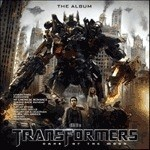 Cd - Transformers: Dark Of The Moon - The Album