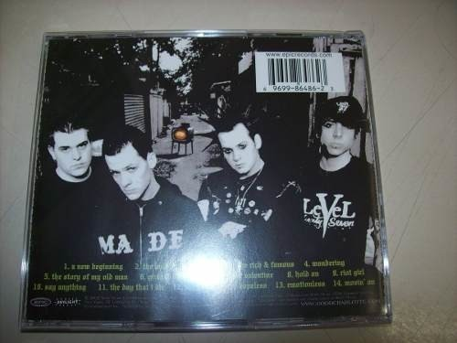 Cd - Good Charlotte - The Young And The Hopeless - Impt. na internet