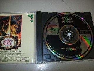 Cd - The Secret Of Nimh - Jerry Goldsmith - Importado - comprar online