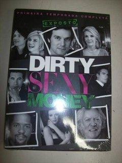 Dvd - Dirty Sexy Money - Primeira Temporada - Lacrado - Nac.
