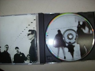 Cd - U2 - All That You Can't Leave Behind - Nacional - Usado - comprar online