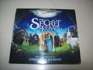 Cd - The Secret Of Moonacre - Limitado - Importado - Lacrado