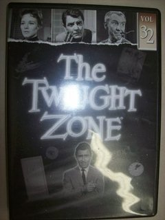 Dvd - The Twilight Zone - Volume 32 - Importado - Usado