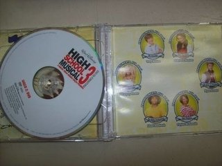 Cd - High School Musical 3 - Ano Da Formatura - Cd + Dvd na internet