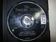 Dvd - The Twilight Zone - Volume 32 - Importado - Usado - comprar online