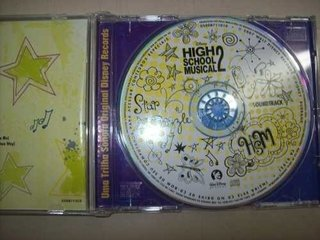 Cd - High School Musical 2 - Disney - Nacional - Usado - comprar online
