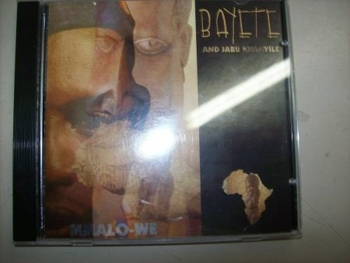 Cd - Bayete And Jabu Khanyile - Mmalo-we - Importado