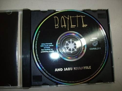 Cd - Bayete And Jabu Khanyile - Mmalo-we - Importado - comprar online