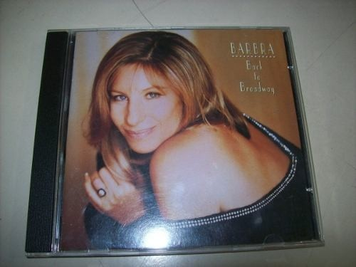Barbra Streisand: Back To Broadway - Importado (Usado)