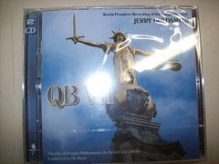 Cd - Qb Vii - Jerry Goldsmith - Importado - Lacrado - 2 Cds