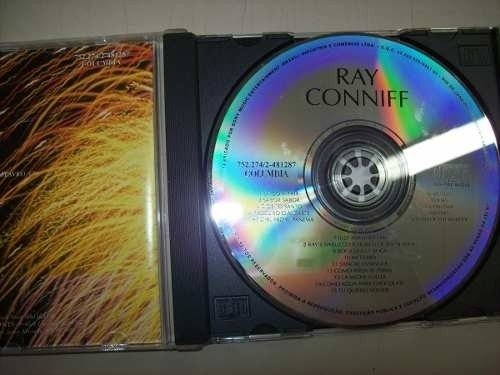 Cd - Ray Coniiff - 40th Anniversary - Nacional - Usado - comprar online