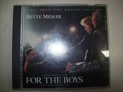 Cd - For The Boys - Bette Midler/dave Grusin - Importado