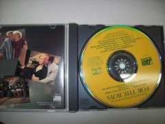 Cd - For The Boys - Bette Midler/dave Grusin - Importado - comprar online