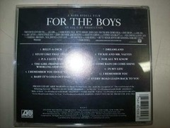 Cd - For The Boys - Bette Midler/dave Grusin - Importado na internet