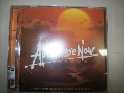 Cd - Apocalypse Now - Redux - Original Soundtrack - Nacional