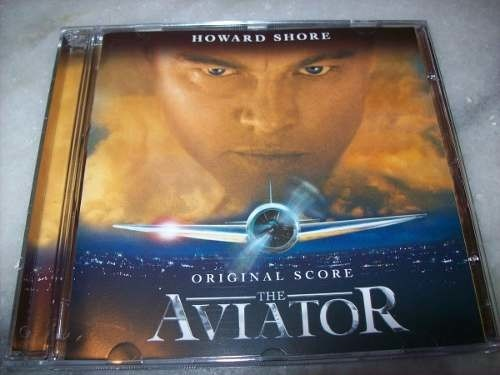 Cd - The Aviator - Howard Shore - Nacional - Decca