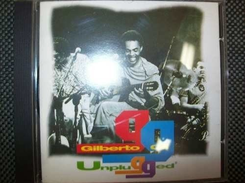 Cd - Gilberto Gil - Unplugged - Nacional - Usado