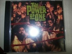Cd - The Power Of One - Hans Zimmer - Importado