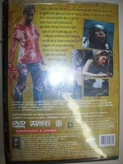 Dvd - Arte Assassina - Chiseled - Nacional - Usado na internet