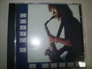 Cd - Kenny G -  G Force - Nacional - Usado