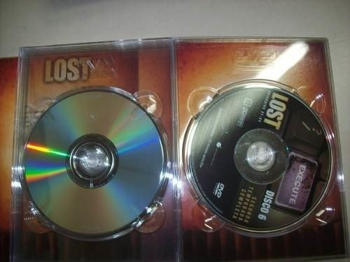 Dvd - Lost -2 Temporada Completa-box Set Com 7 Dvds-nacional na internet