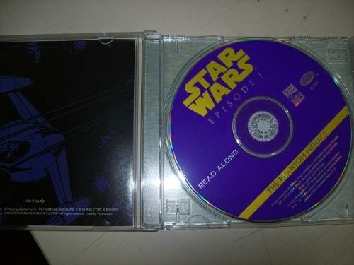 Cd - Star Wars - Episode I - Read Along - Importado - comprar online