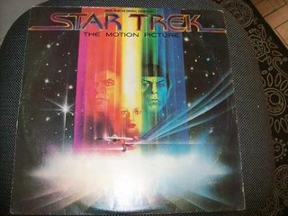 Star Trek: The Motion Picture - Jerry Goldsmith - Raro (Usado)