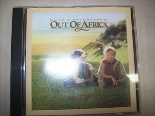 Cd - Out Of Africa - John Barry - Importado - Usado