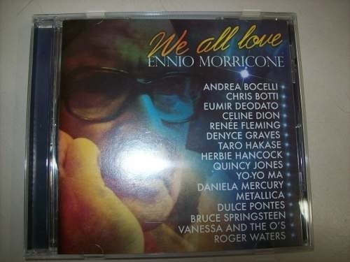 Ennio Morricone: We All Love (Importado)