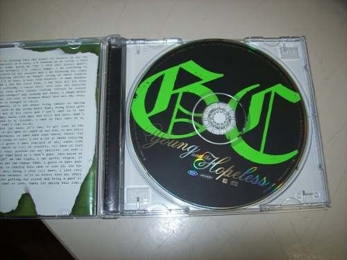 Cd - Good Charlotte - The Young And The Hopeless - Impt. - comprar online