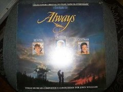 Lp - Always - John Williams - Nacional - Usado