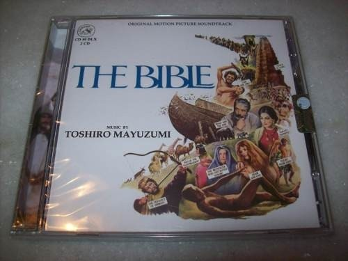 Cd - The Bible - Toshiro Mayuzumi - Limitado - 2 Cds-lacrado