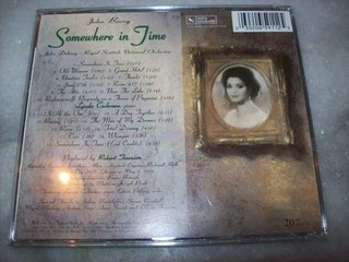 Cd - Somewhere In Time - John Barry - Completo - Importado na internet