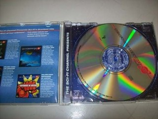 Cd - Sci-fi's Greatest Hits - Volume 4 -defenders Of Justice - comprar online