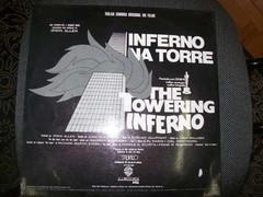 Lp - The Towering Inferno - John Williams - Promo - Nacional - comprar online