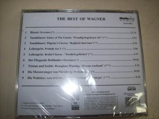 Cd - The Best Of Wagner - Nacional - Lacrado - comprar online