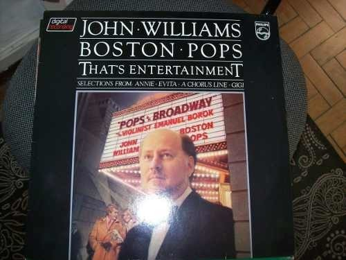 Boston Pops: John Williams - That's Entertainment - Importado (Usado)
