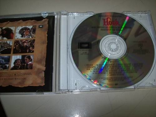 Cd - Hook - John Williams - Importado - Usado - comprar online