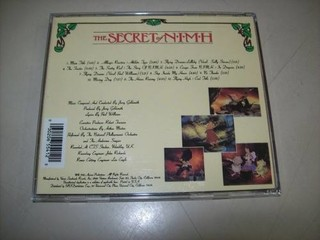 Cd - The Secret Of Nimh - Jerry Goldsmith - Importado na internet