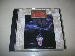 Cd - As Bruxas De Eastwick - John Williams - Importado