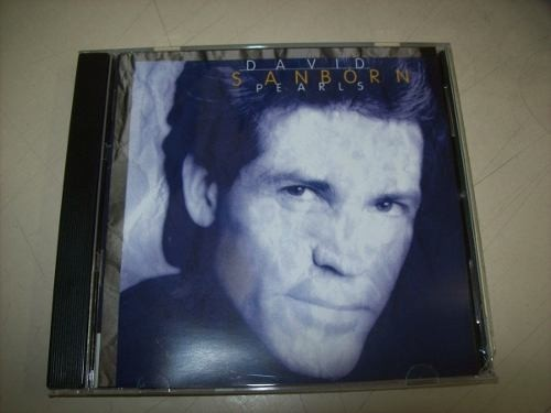 Cd - David Sanborn - Pearls - Importado - Usado