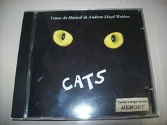 Cats - Musical da Broadway - Nacional (Usado)