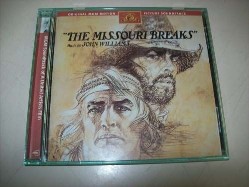 Cd - The Missouri Breaks - John Williams - Importado - Usado