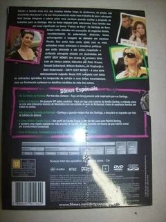Dvd - Dirty Sexy Money - Primeira Temporada - Lacrado - Nac. - comprar online