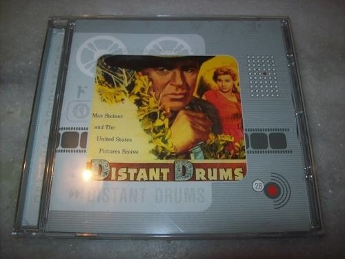 Cd - Distant Drums - Max Steiner - Importado - Novo